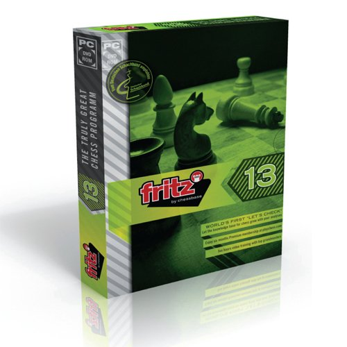 Fritz 13 - Chess Playing and Analysis Program in stock and shipping!