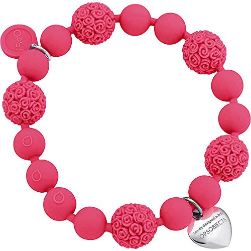 bracciale donna gioielli Ops Objects Boule De Rose trendy cod. OPSBR-245