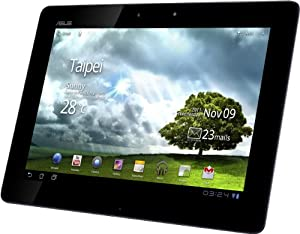 Asus EeePad Transformer Prime TF201 25,7 cm (10,1 Zoll) Tablet-PC (NVIDIA Tegra 3, 1,4GHz, 1GB RAM, 64GB eMMC, Android 3.2) grau