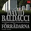 Förrädarna [Stone Cold] (       UNABRIDGED) by David Baldacci Narrated by Magnus Roosman