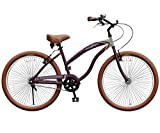 BEACHCRUISER260 [Burgundy]