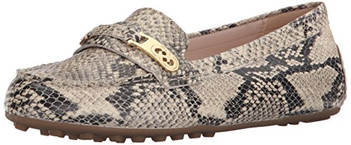 Cole Haan Women's Isabeli Driver Slip-On Loafer, Roccia Snake Print, 7 B US (Shoes For Women Drivers Cole Haan compare prices)