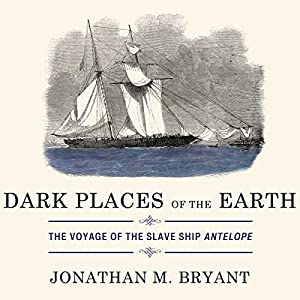 Dark Places of the Earth Audiobook