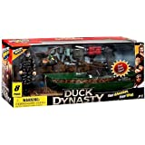 Adventure Wheels Duck Dynasty Set Uncle Si with Boat