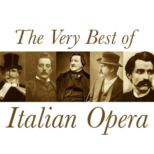 The Very Best of Italian Opera (Best Italian compare prices)