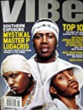 Vibe Magazine Mystikal, Master P and Ludacris Cover June 2002