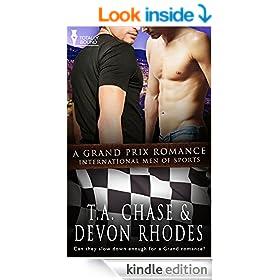 A Grand Prix Romance (International Men of Sports Book 7)