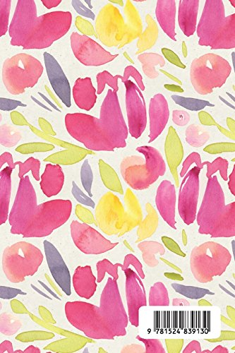 Tamela's Pocket Posh Journal, Tulip