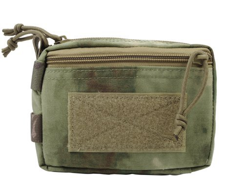 Emerson Tactical Molle Multi-purpose Utility Pouch EDC Gadget Gear Tools Organizer Waist Bag for Military Airsoft Paintball A-TACS FG (Emerson Tactical Belt compare prices)