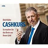 CD WISSEN - Cashkurs. So machen Sie das Beste aus Ihrem Geld, 5 CDs
