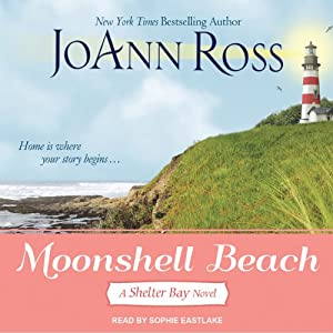 Moonshell Beach: A Shelter Bay Novel, Book 4 | [JoAnn Ross]