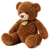 Aurora 19-inch Bashful Bear (Brown)