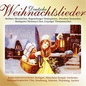 Weihnachtslieder (Chansons de Noël)