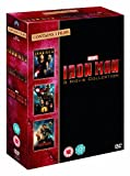 The Complete Iron Man Movie (3 Disc) DVD Collection Box set: Part 1, 2, and 3 + Extras