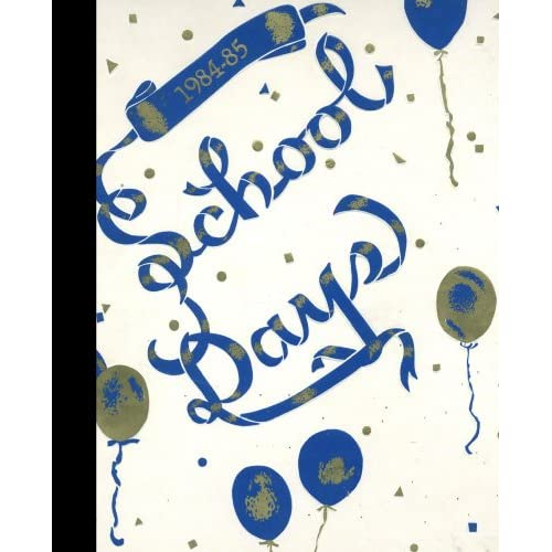 (Reprint) 1985 Yearbook: Jacksonville High School, Jacksonville, Alabama Jacksonville High School 1985 Yearbook Staff