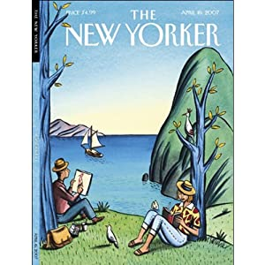 The New Yorker (April 16, 2007) | [Hendrik Hertzberg, Nick Paumgarten, Michael Schulman, James Surowiecki, Orhan Pamuk, Rebecca Mead, Sasha Frere-Jones, Nancy Franklin, David Denby]