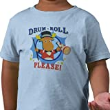 The Backyardigans: Tyrone Drum Roll Please! Tee - Boys
