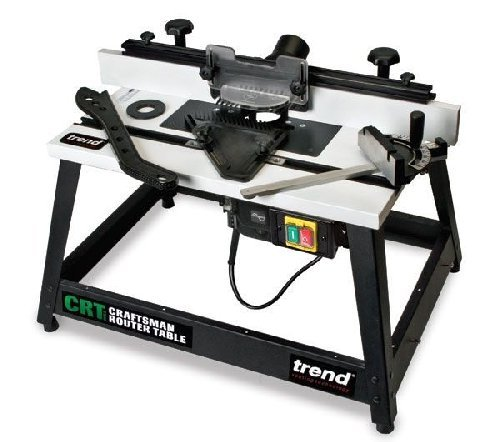 Trend CRT/MK3 Router Table 240volt