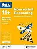 J M Bond Bond 11+: Non-verbal Reasoning: Assessment Papers: 5-6 years