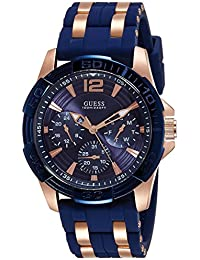 guess watches buy guess watches for men women online in guess analog blue dial men s watch w0366g4