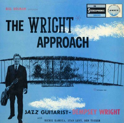 WRIGHT APPROACH [LP VINYL] by Dempsey Wright With Richie Kamuca