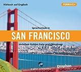 Sprachurlaub in San Francisco - Hörbuch auf Englisch