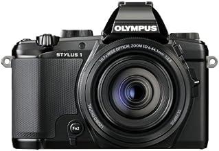 """Olympus Stylus 1 Appareil Photo numérique compact 12,76 Mpix Écran tactile 3"""" Zoom optique 11 x Noir"""