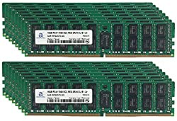 16GB Memory for HP ProLiant XL450 Gen9 G9 Server DDR4 PC4-17000 2133 MHz RDIMM RAM PARTS-QUICK Brand