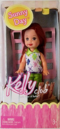 "Barbie Kelly Club Meloday Sunny Day 4"" Doll - 1"