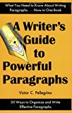 img - for A Writer's Guide to Powerful Paragraphs book / textbook / text book