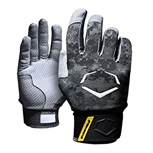 Evoshield Pro Batting Gloves 1 Pair Large Digital Camo
