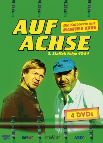 Auf Achse - Staffel 3.0 (Folge 42-54, Softbox, 4 DVDs)