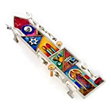 Seeka Shabbat Home Mezuzah from The Artazia Collection M0454