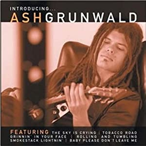 Introducing Ash Grunwald