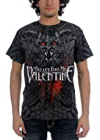 Bullet For My Valentine - - Demon All Over Men's T-Shirt in schwarz