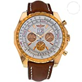 Breitling for Bentley H4436312/G619 18K Rose Gold Automatic Men's Watch
