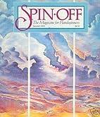 SPIN OFF Magazine Summer 1993 Volume XVII…