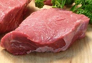 厚切りランプステーキ(牛ももステーキ肉) 約250g 【販売元:The Meat Guy(ザ・ミートガイ)】