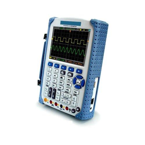 Hantek Oscilloscope Handheld : Hantek dso handheld digital oscilloscope multimeter