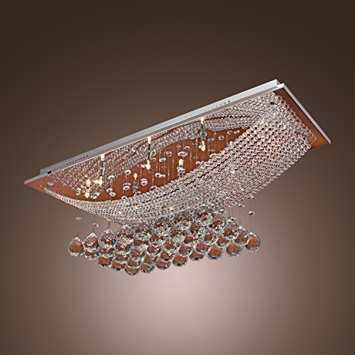 lightinthebox-luxuriant-crystal-led-flush-mount-light-with-8-lights-modern-contemporary-ceiling-ligh