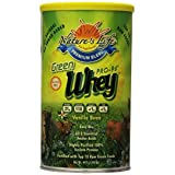 Nature's Life Whey, Green, Van, 3 Count
