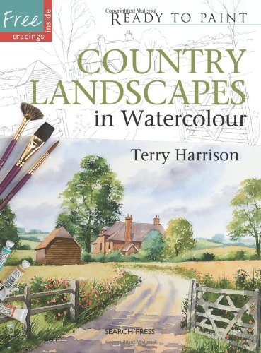 Country Landscapes in Watercolour (Ready to Paint)