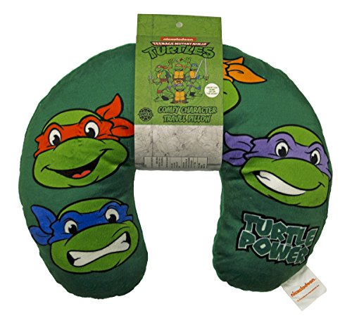Nickelodeon Teenage Mutant Ninja Turtles Retro Heads