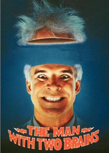 The Man With Two Brains front-623247