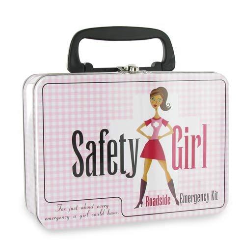 The Safety Girl Roadside Emergency Kit