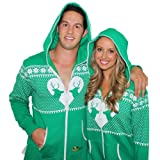 Ugly Christmas Sweater - Reindeer Matchmaker Jumpsuit by Tipsy Elves