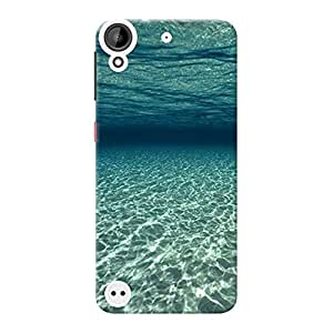Mobile Back Cover For HTC Desire 530 (Printed Designer Case)