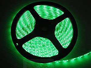 E-Goal 3528 Green Waterproof LED Strip light With E-Goal Logo Ribbon