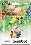 Nintendo - Figura Amiibo Pikmin & Olimar (Serie SSB)