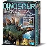 Dam - 4M - 5603229 - Construction et Maquette - Animaux - Kidzlabs - deterre-Ton-Dinosaure - Stegosaurus